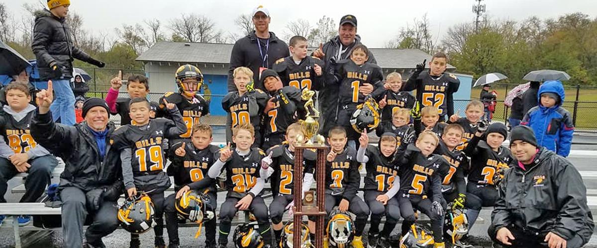 Nice Bills Youth Football Buffalo Grove, IL